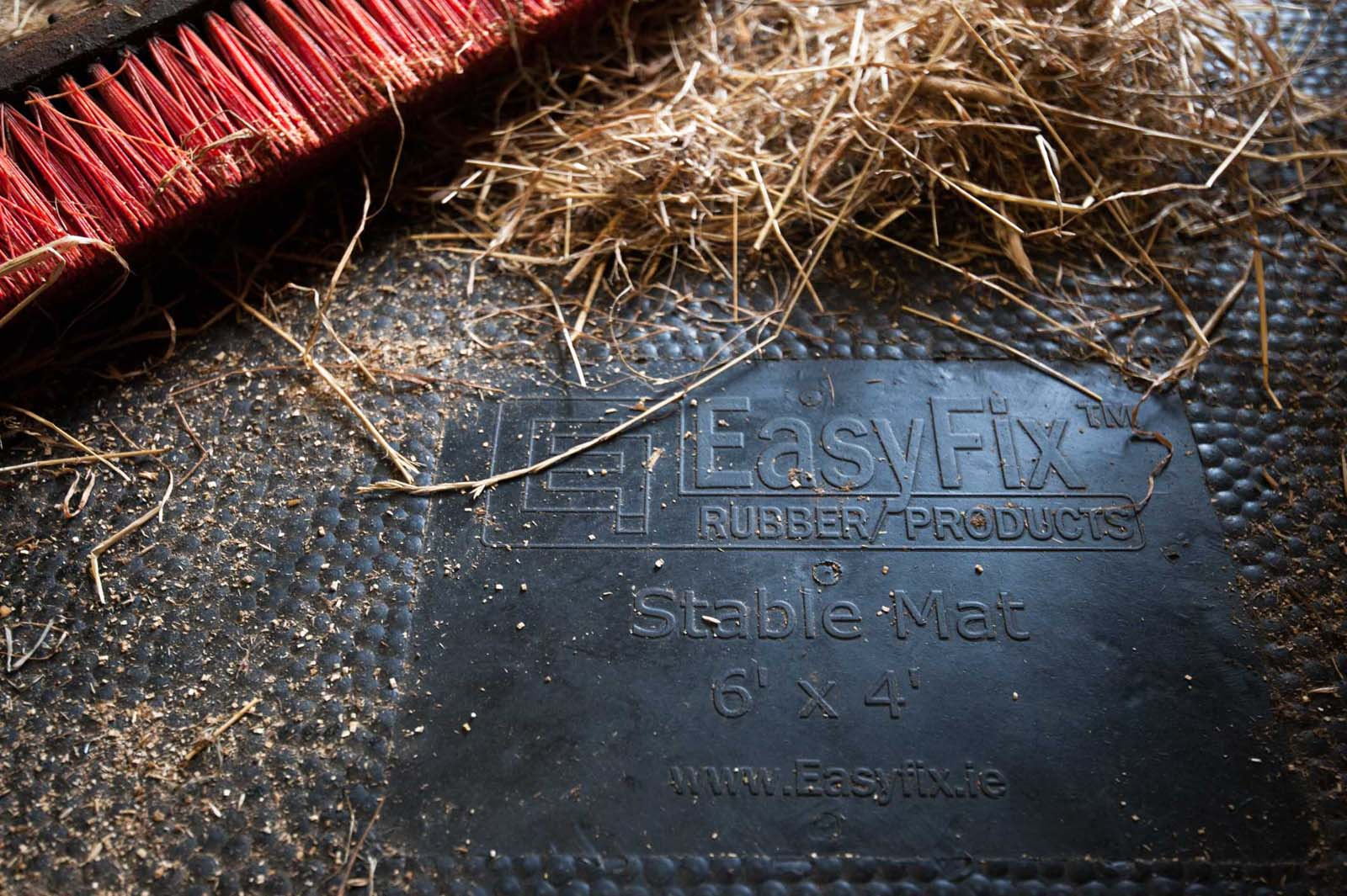 Stable Comfort & Safety 9 easyfix equine pro stable mat