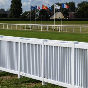 easyfix equine crowd barrier