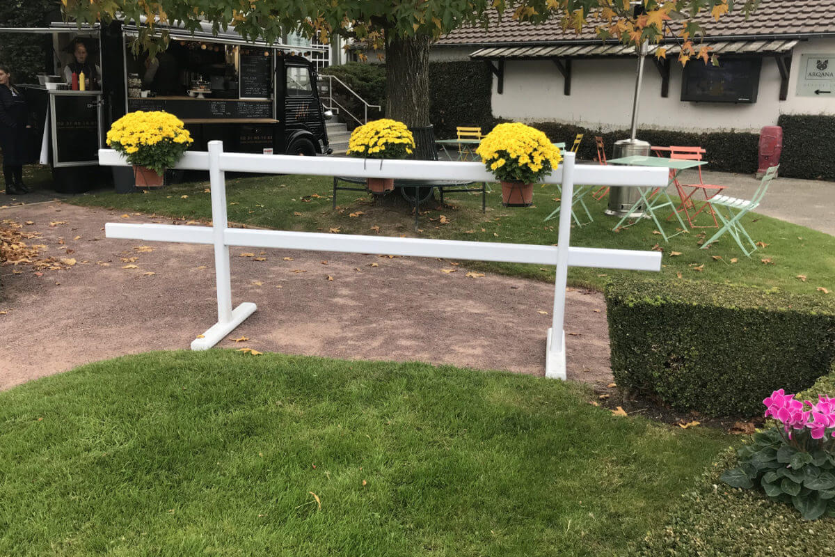 PVC Fencing Solutions 15 easyfix equine mobile fencing